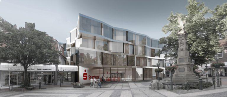 Leer Sparkasse Wittmund / Bundschuh Architekten