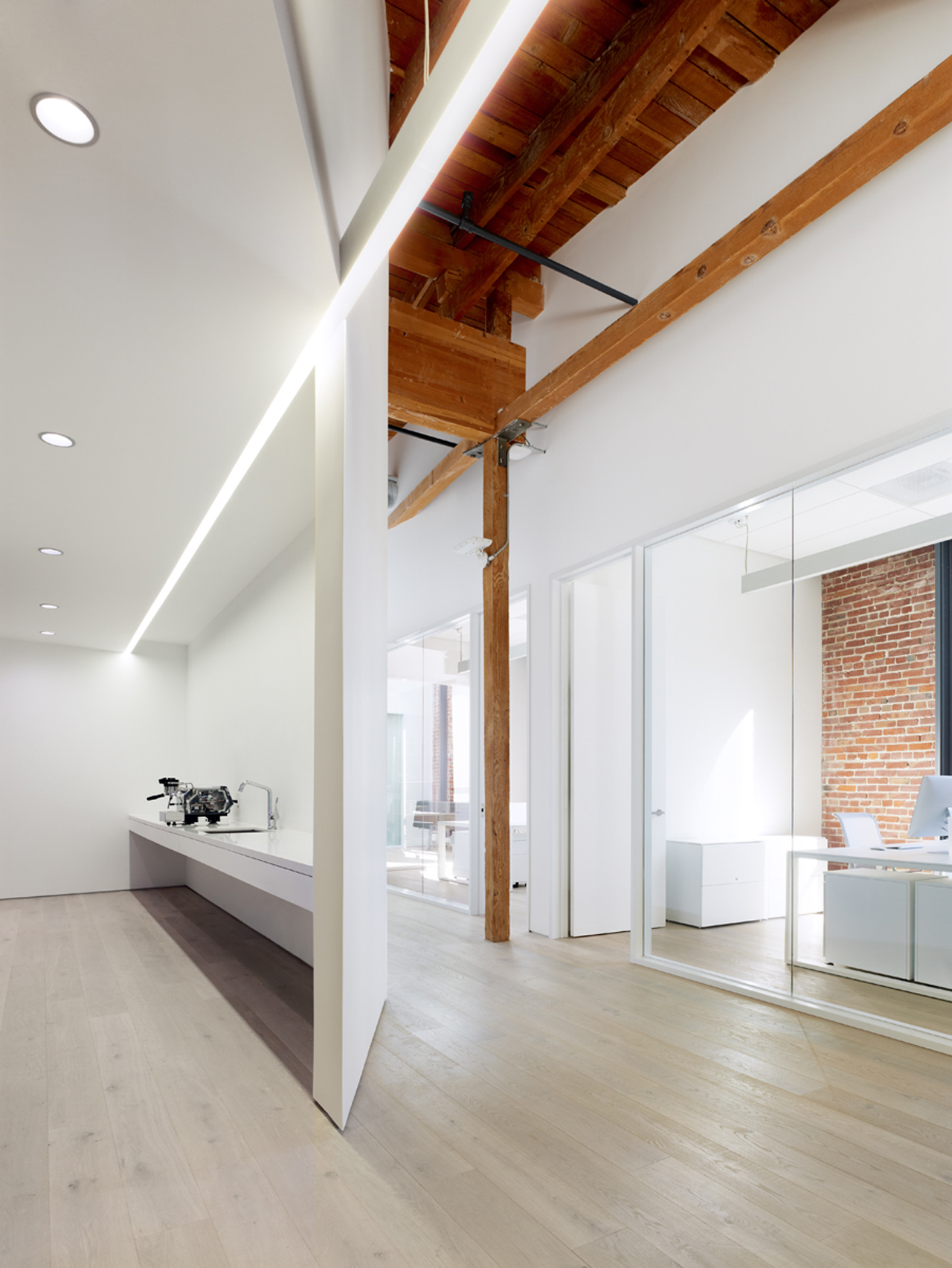 Bureaux Index Ventures - Garcia Tamjidi Architecture Design