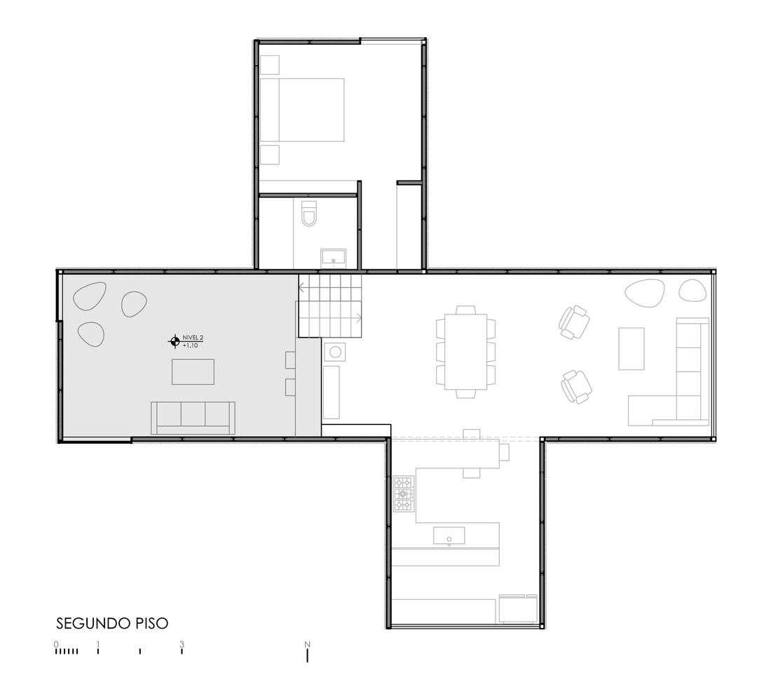 CML House / Ricardo Torrejon & Arturo Chadwick (8)
