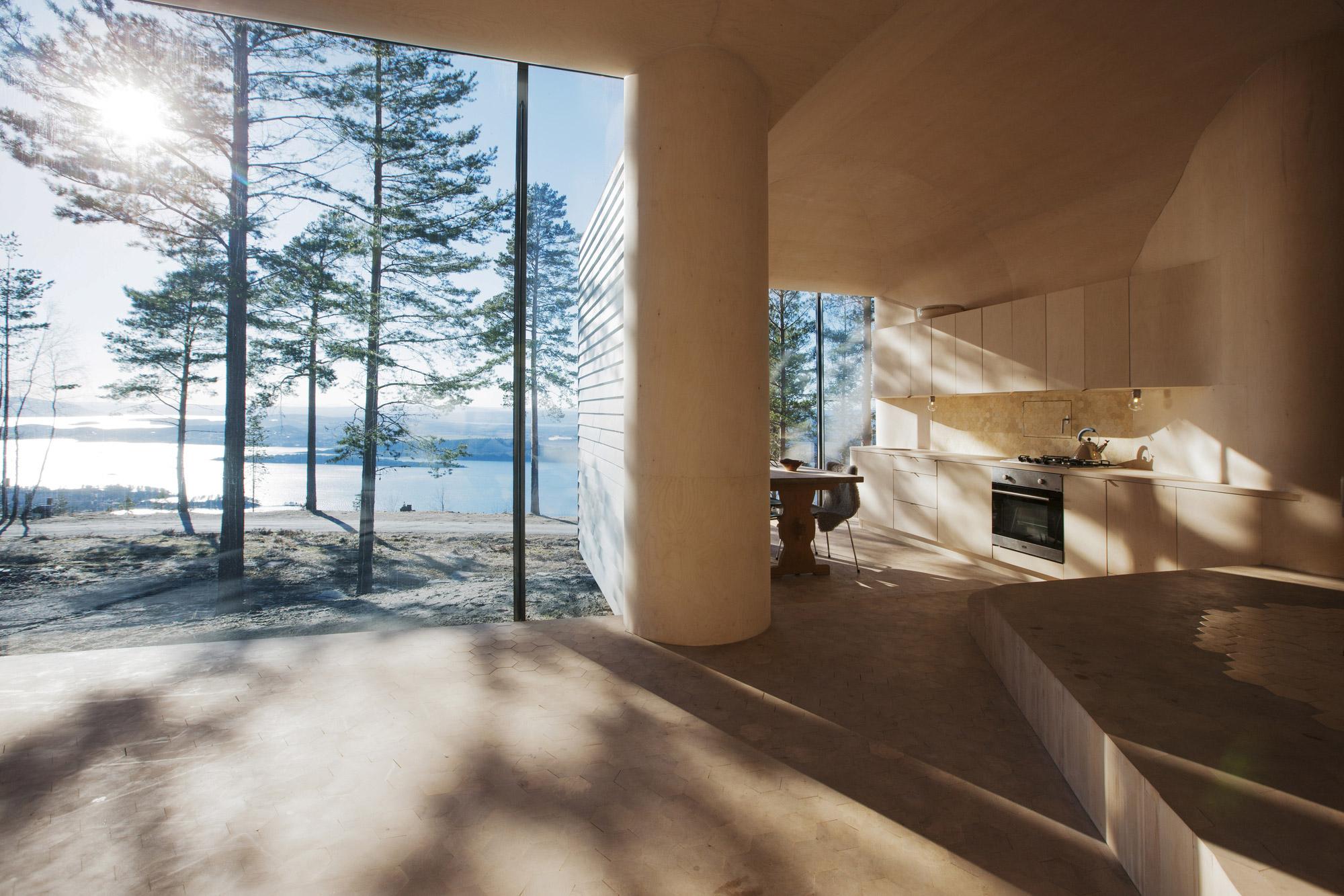 Cabin Norderhov / Atelier Oslo (15)