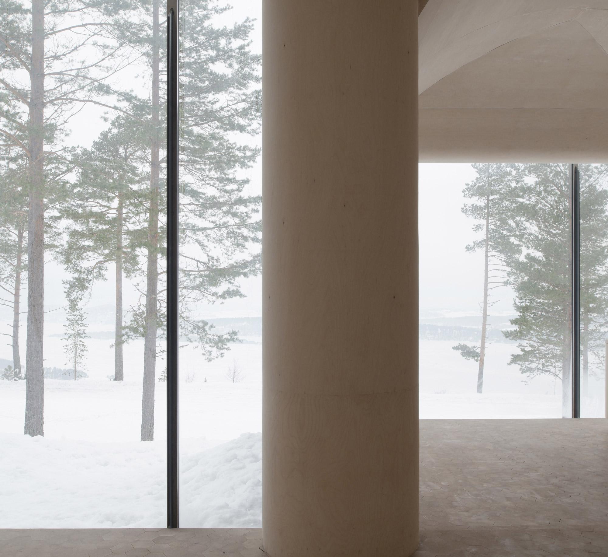 Cabin Norderhov / Atelier Oslo (12)