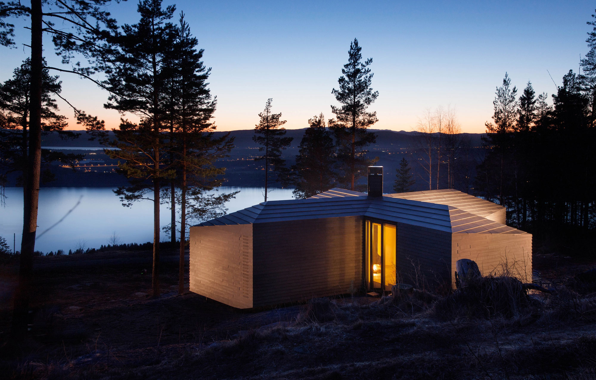 Cabin Norderhov / Atelier Oslo (11)