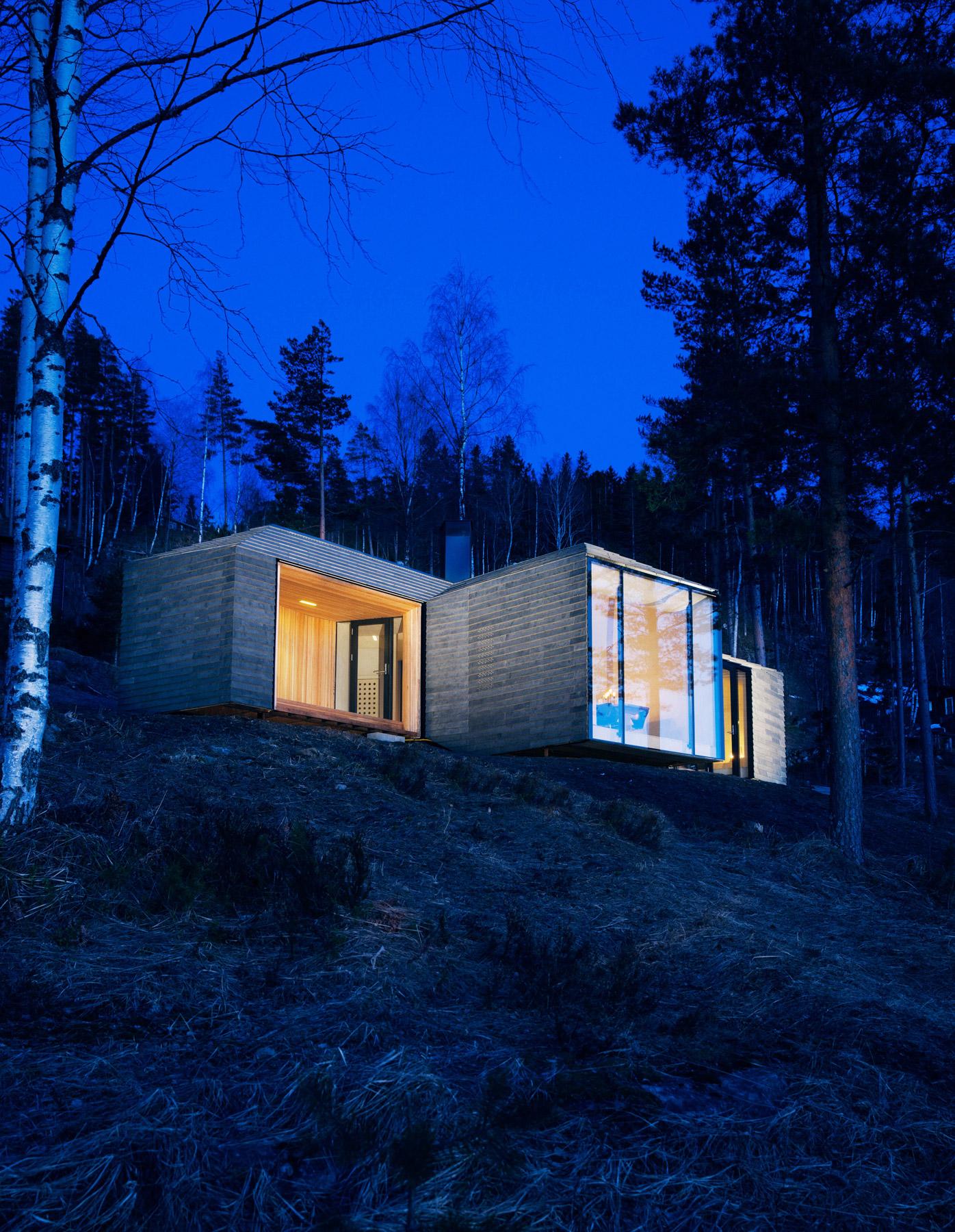 Cabin Norderhov / Atelier Oslo (10)