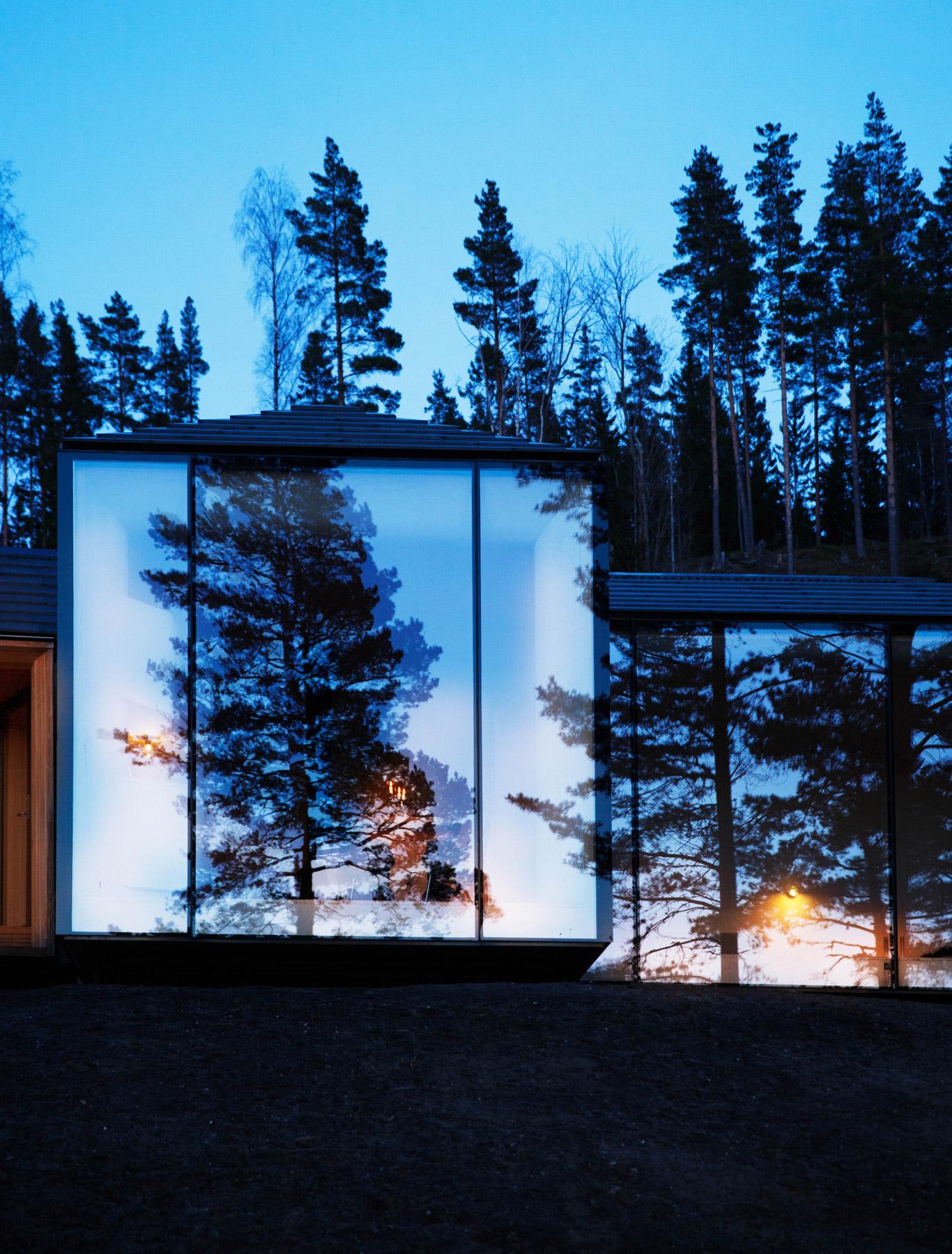 Cabin Norderhov / Atelier Oslo (9)