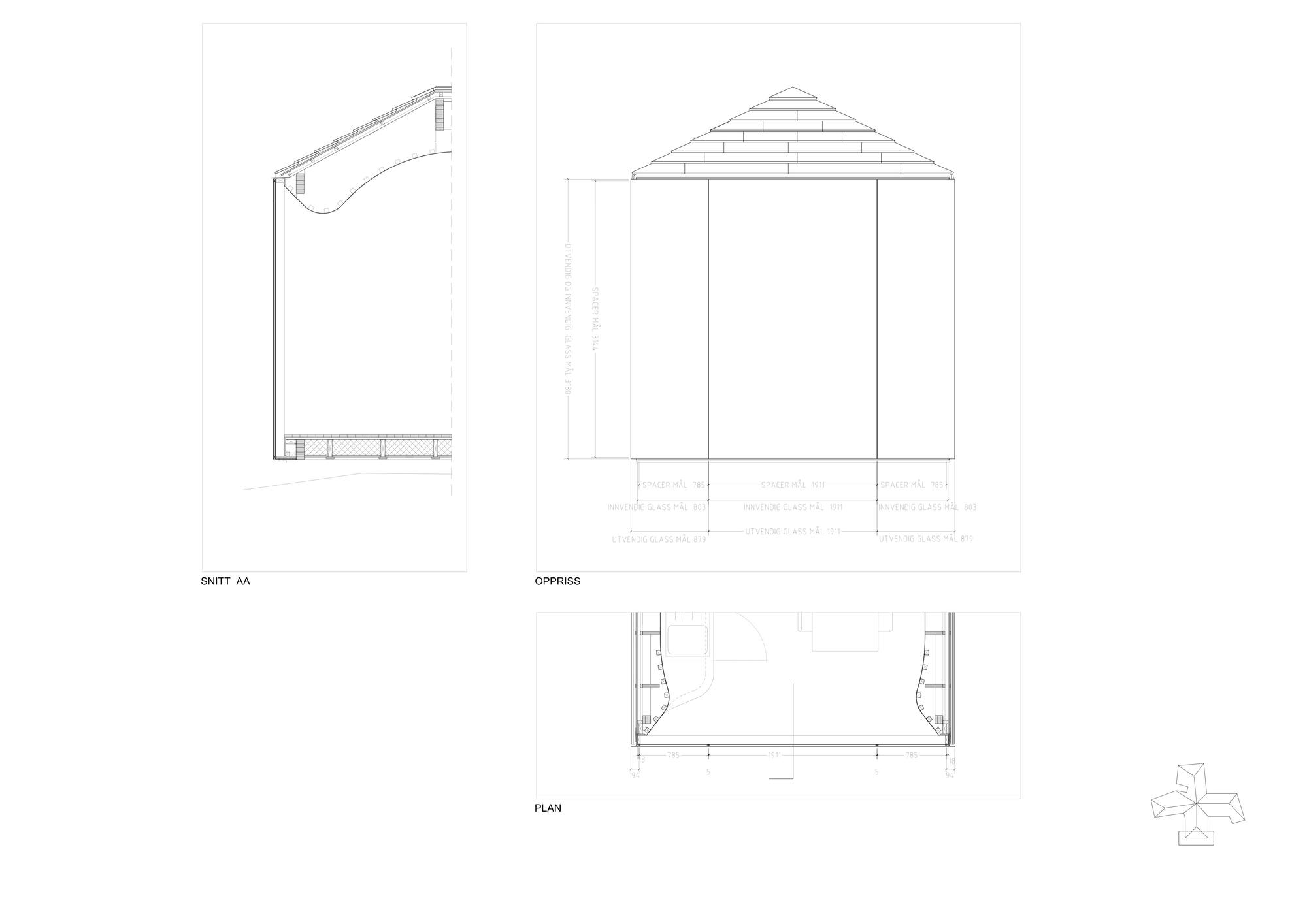 Cabin Norderhov / Atelier Oslo (6)