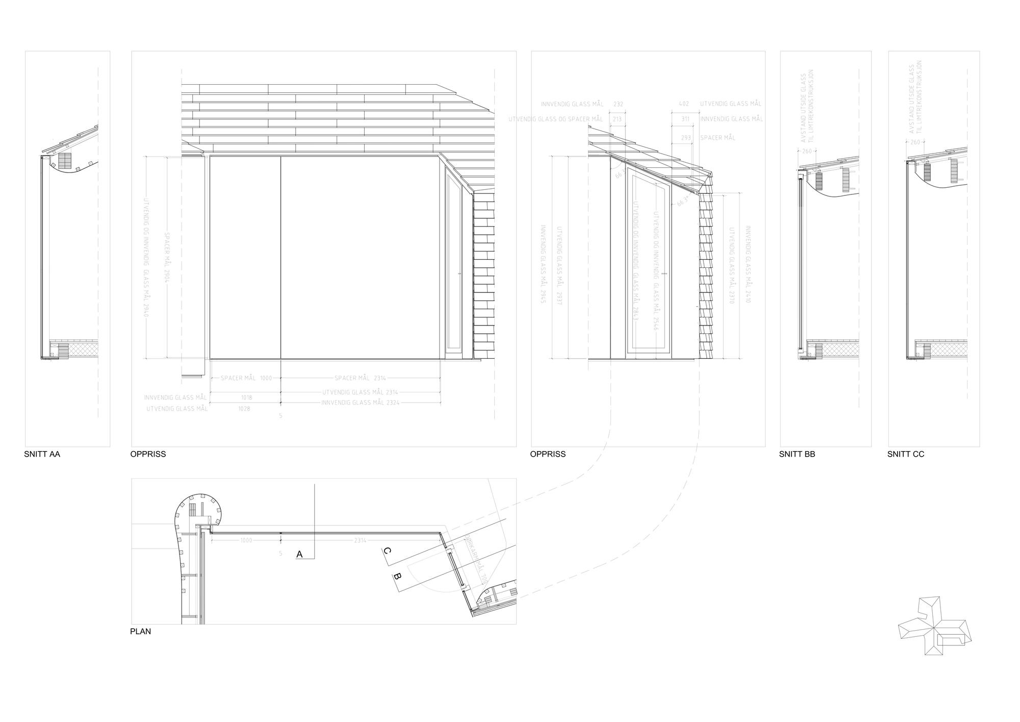 Cabin Norderhov / Atelier Oslo (5)