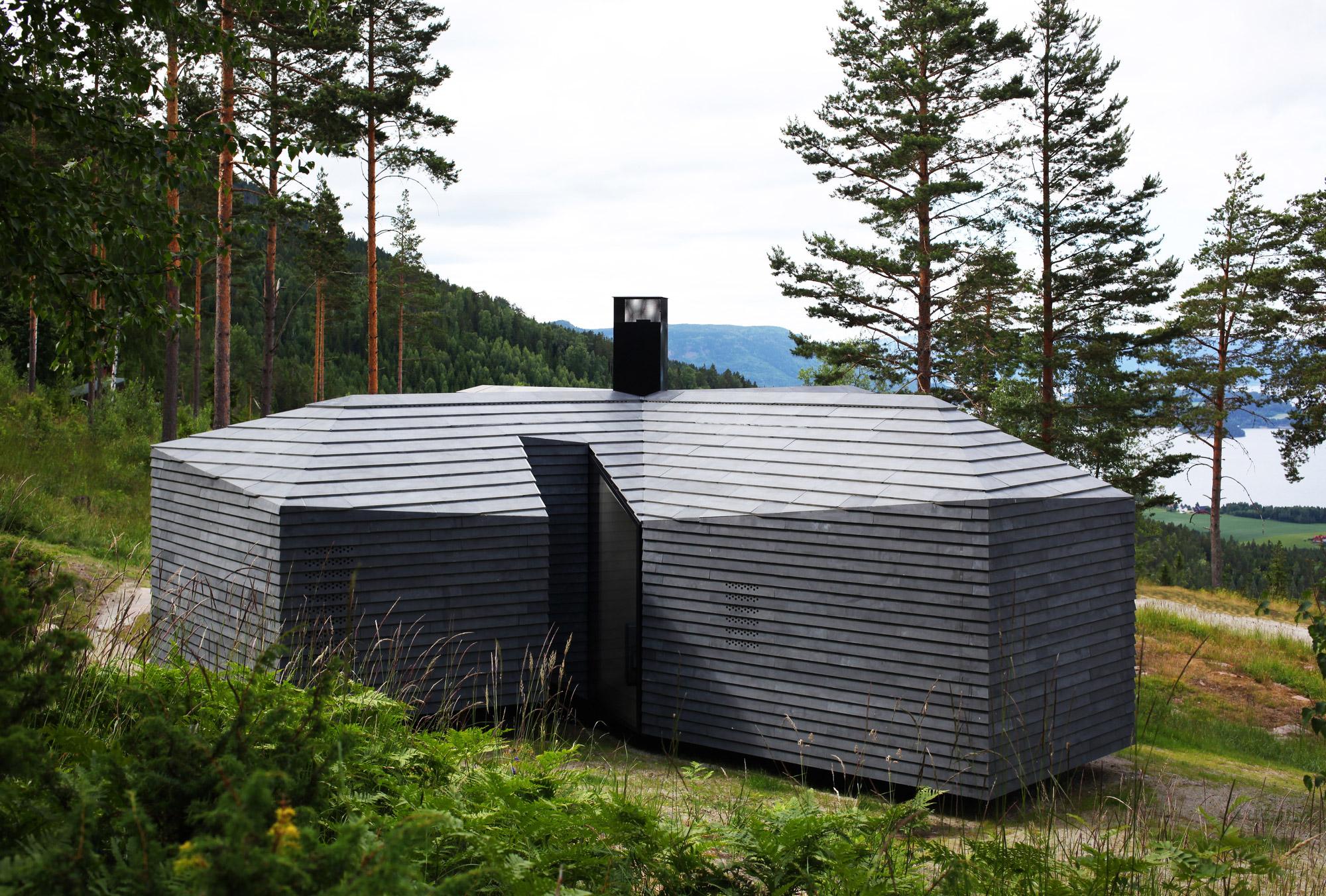 Cabin Norderhov / Atelier Oslo (23)