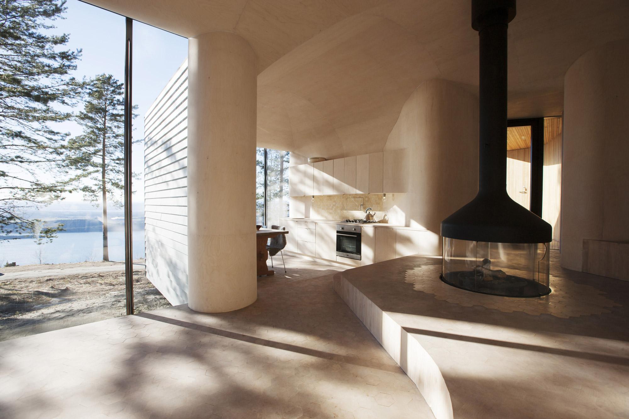 Cabin Norderhov / Atelier Oslo (22)