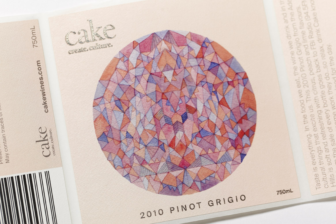 Cake Wines / Zé Studio