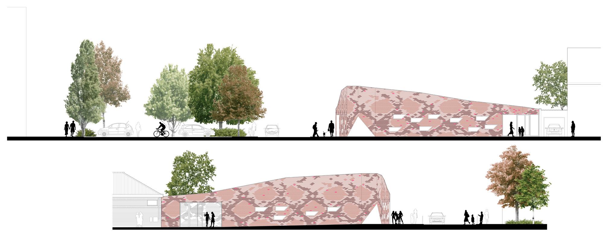 Cantine BOA / D'houndt + Bajart - Architectes & Associés (4)