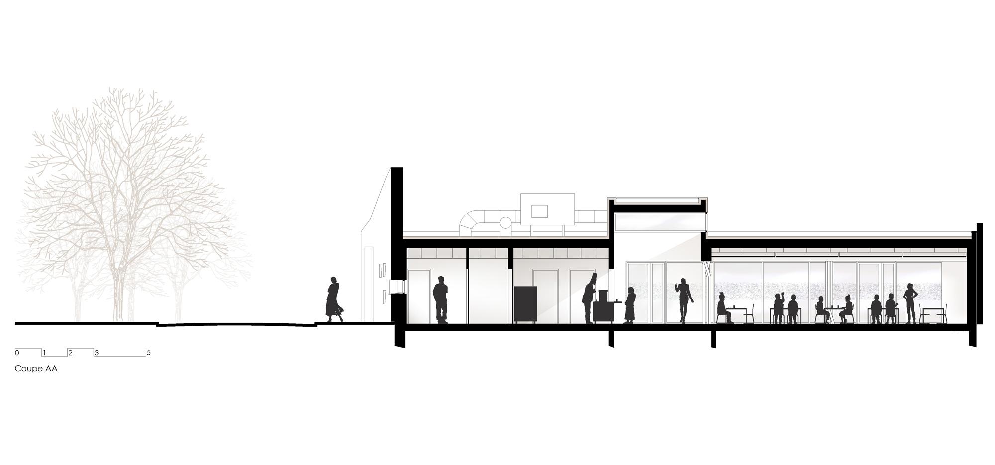Cantine BOA / D'houndt + Bajart - Architectes & Associés (3)