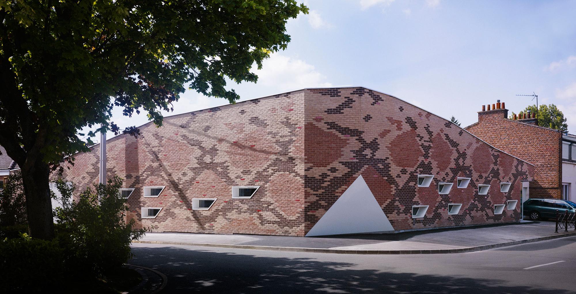 Cantine BOA / D'houndt + Bajart - Architectes & Associés (15)