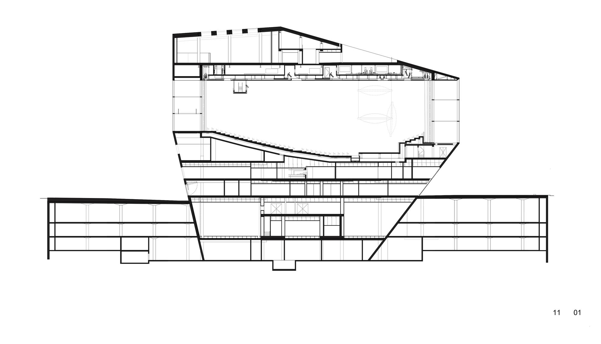 Casa da Musica / OMA (2)