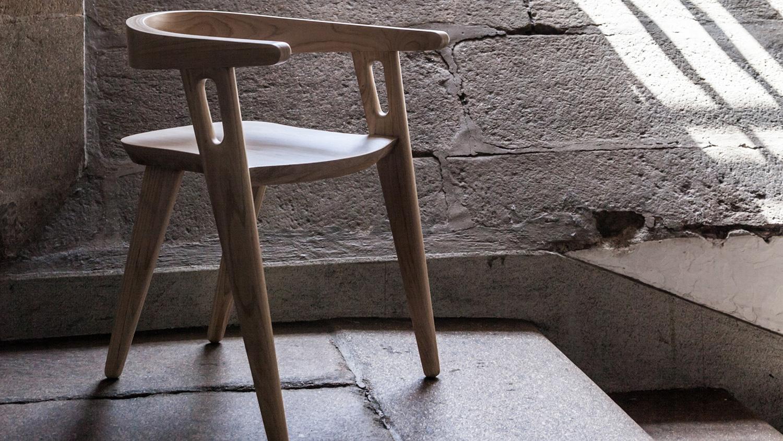Chair Walls / Domohomo (5)