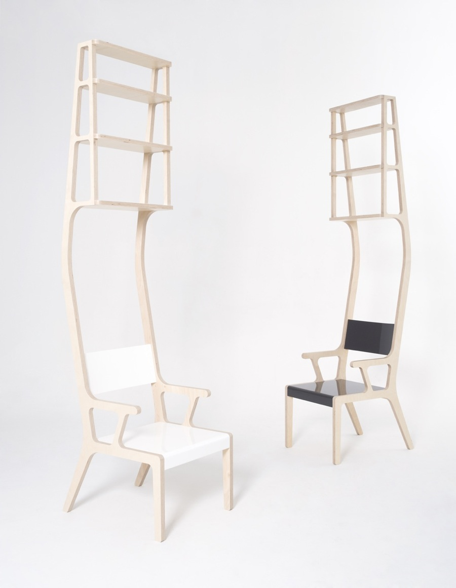 Chairs - Seung-Yong Song