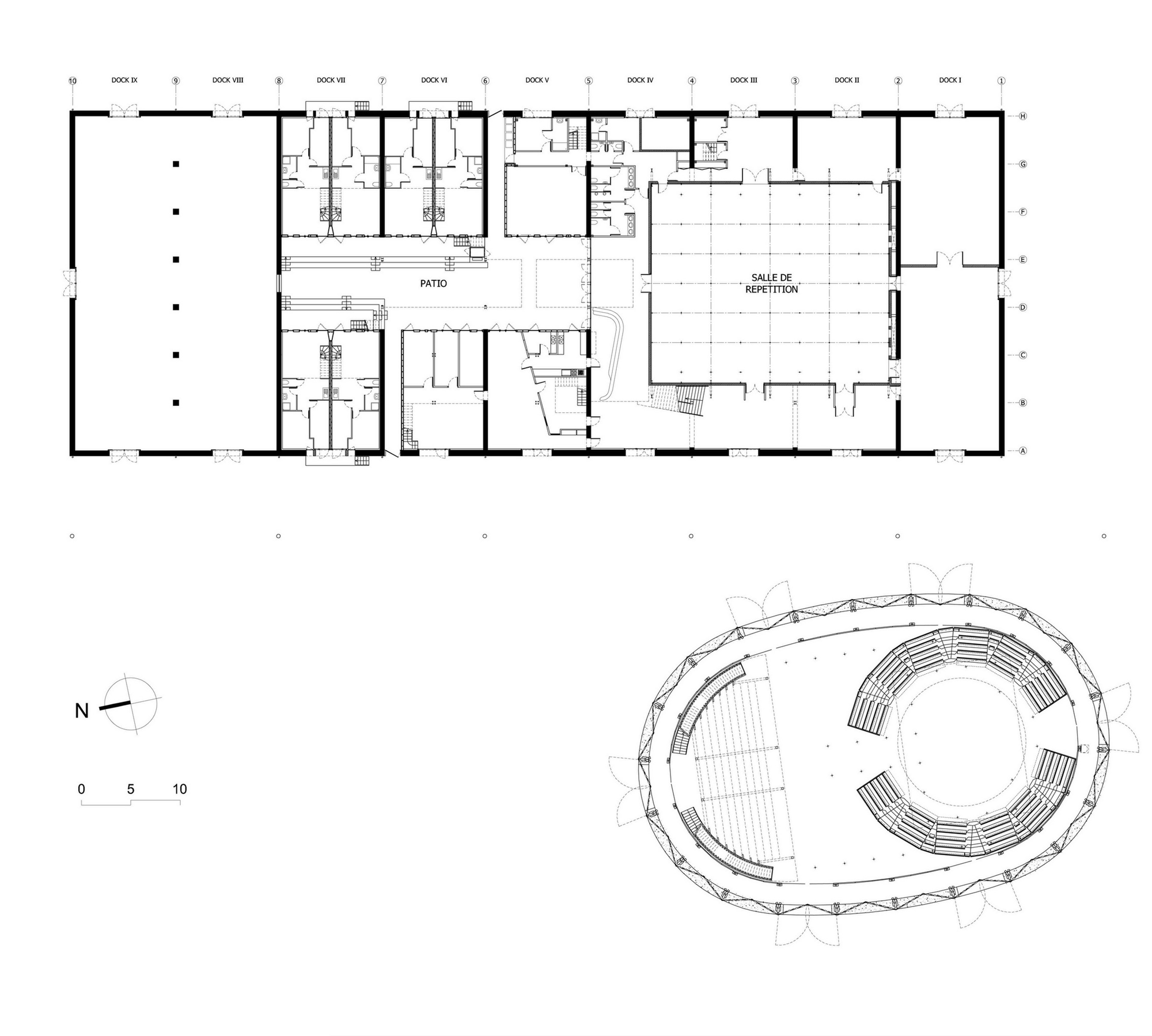 Circus Arts Conservatory / Adh Architects (7)