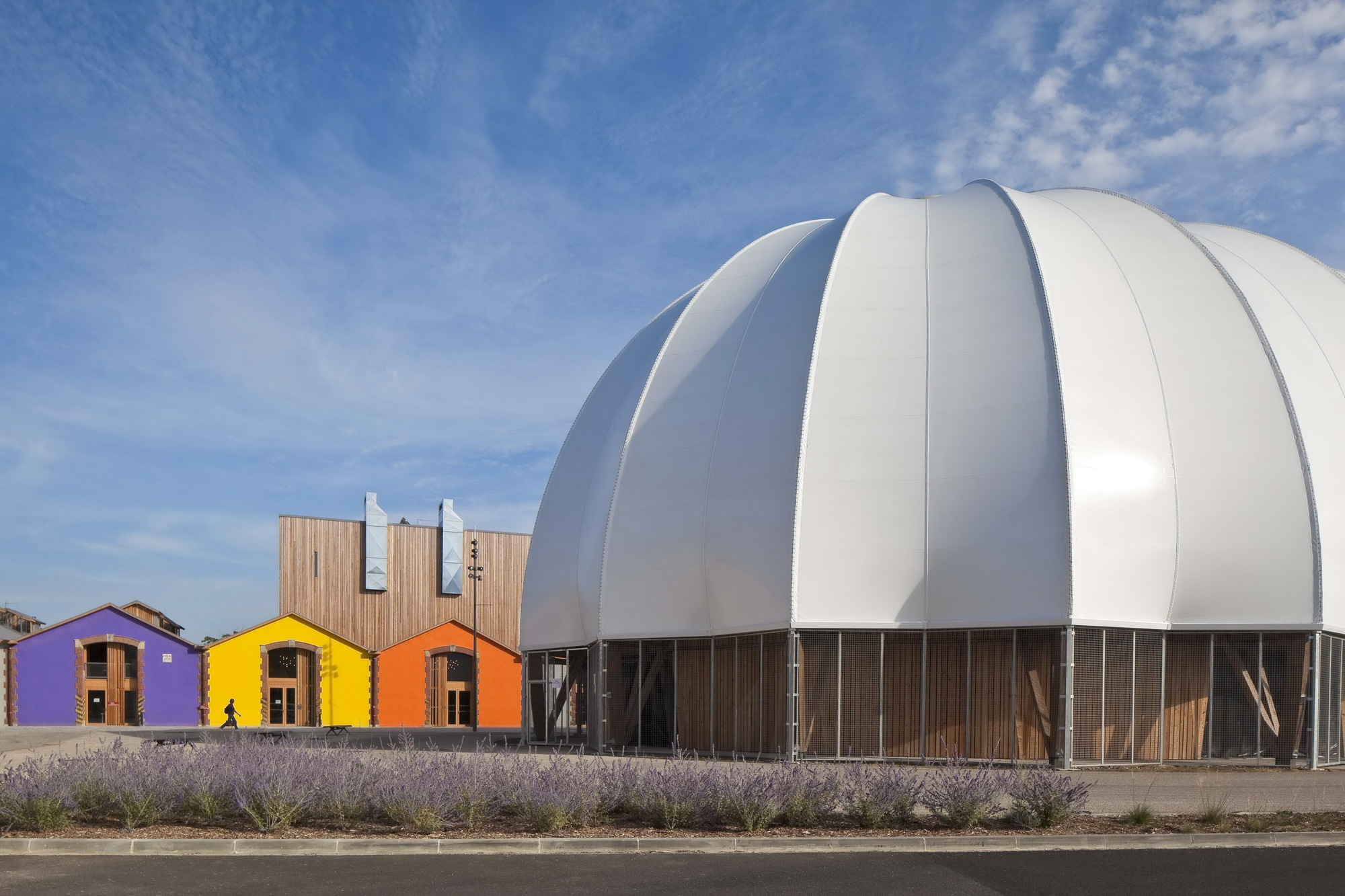 Circus Arts Conservatory / Adh Architects (20)