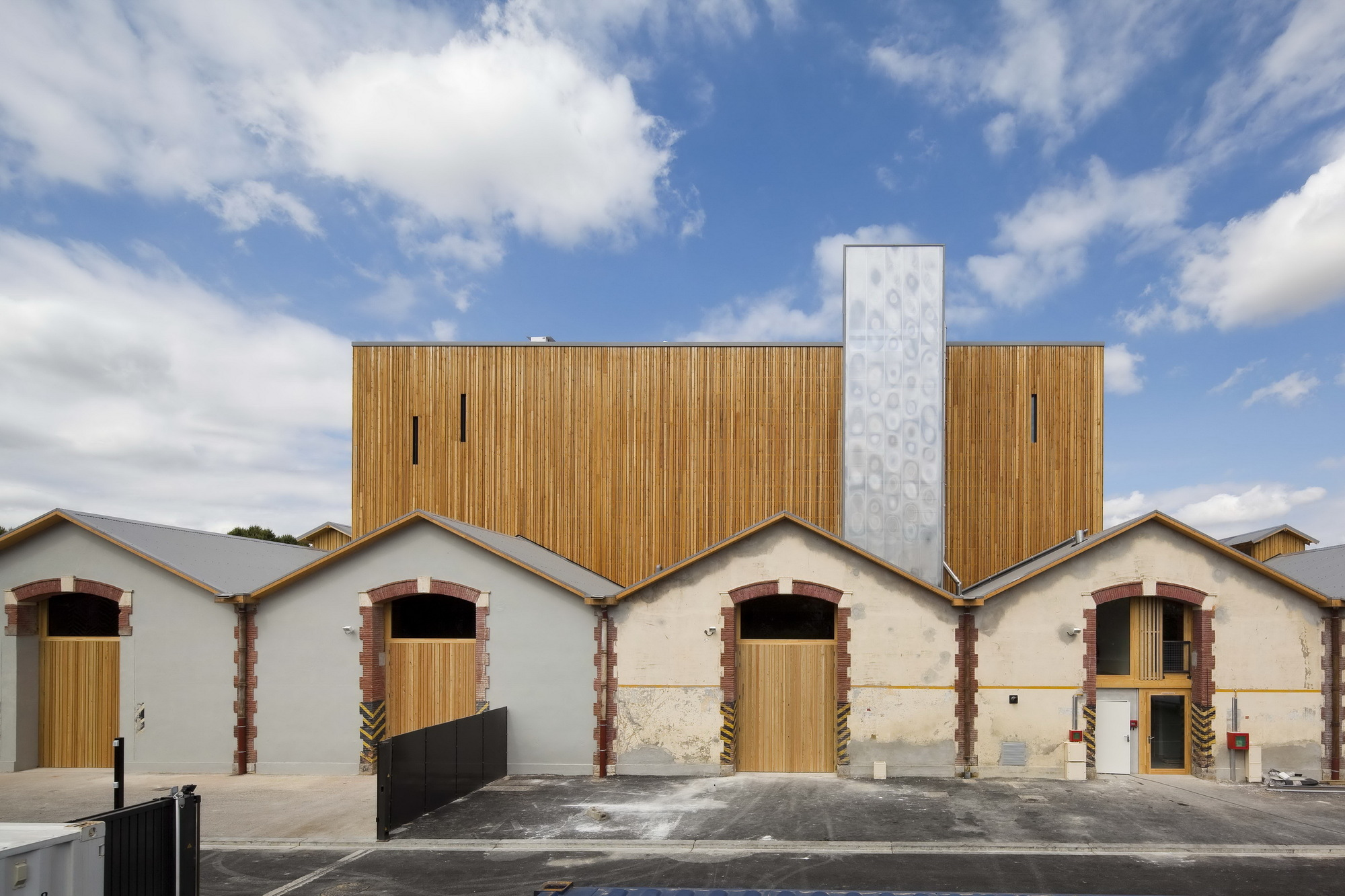 Circus Arts Conservatory / Adh Architects (17)