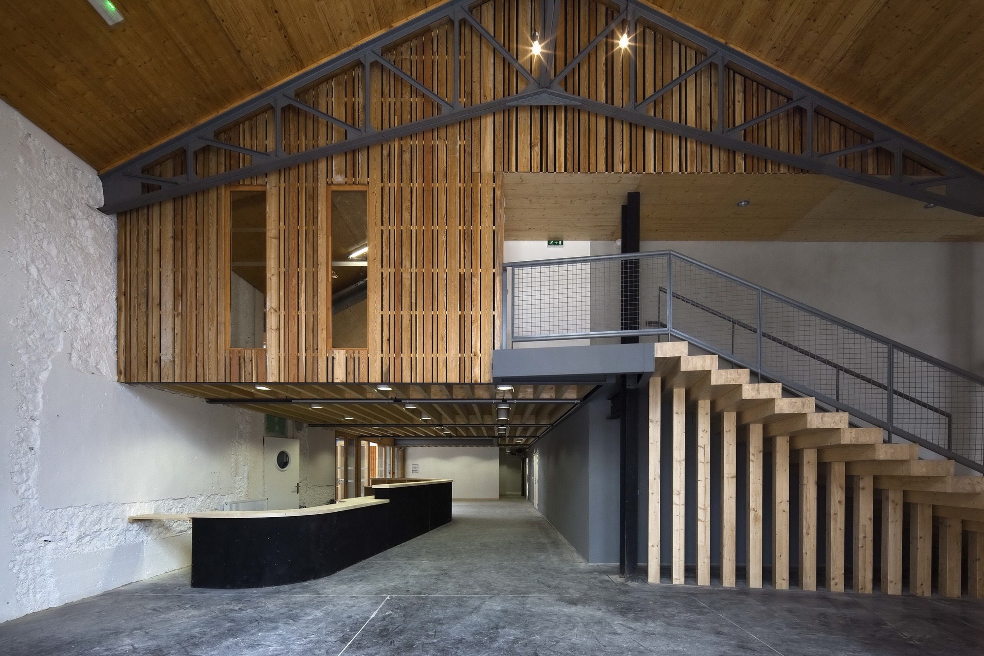 Circus Arts Conservatory / Adh Architects (15)