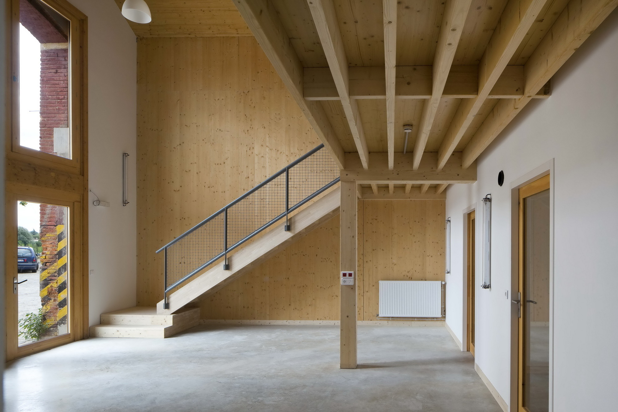 Circus Arts Conservatory / Adh Architects (14)