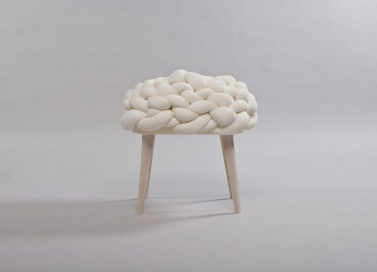 Cloud Stool / Joon & Jung