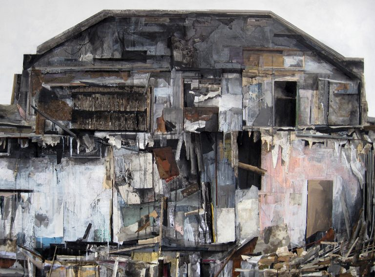 Collapsing Architecture / Seth Clark
