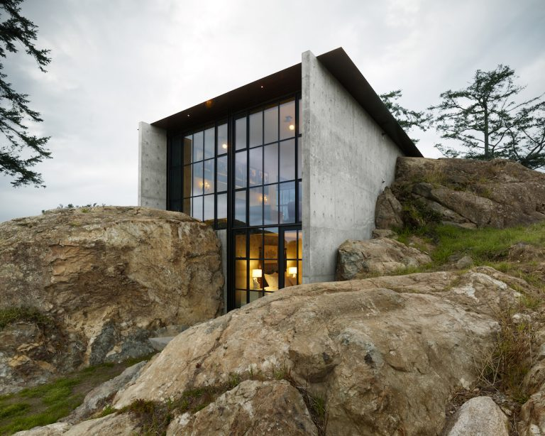 Concrete House / Olson Kundig Architects