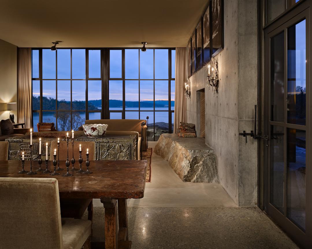 Concrete House - Olson Kundig Architects