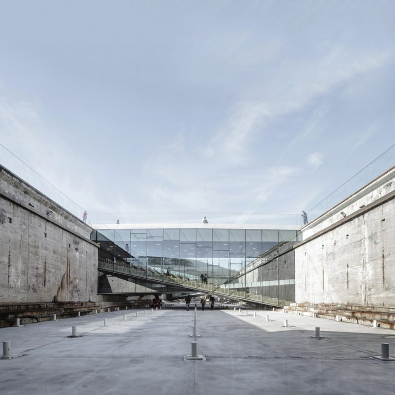Danish National Maritime Museum / Big Architects