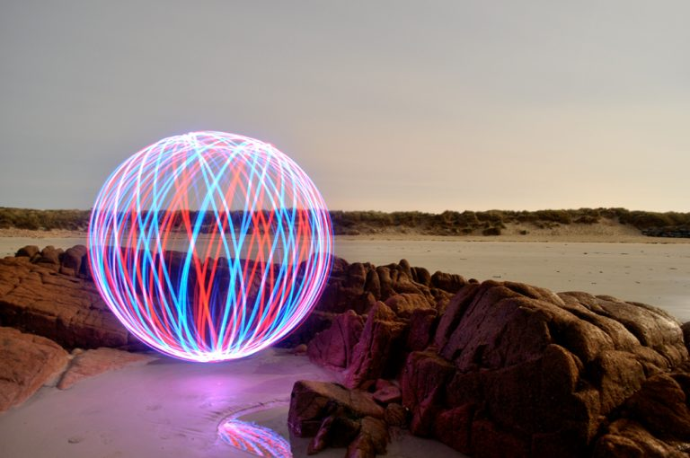 Light Paintings / David Gilliver