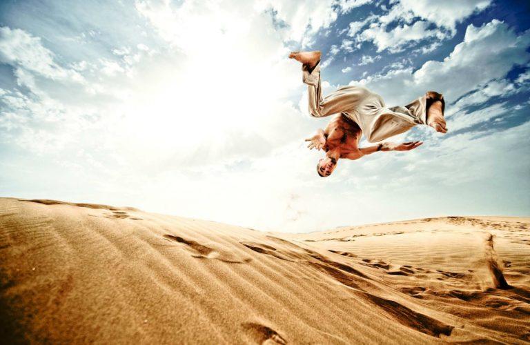 Desert-ed / Chase Jarvis