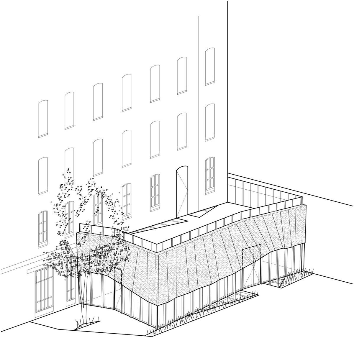Crêche Epée de Bois / H2O Architectes (8)
