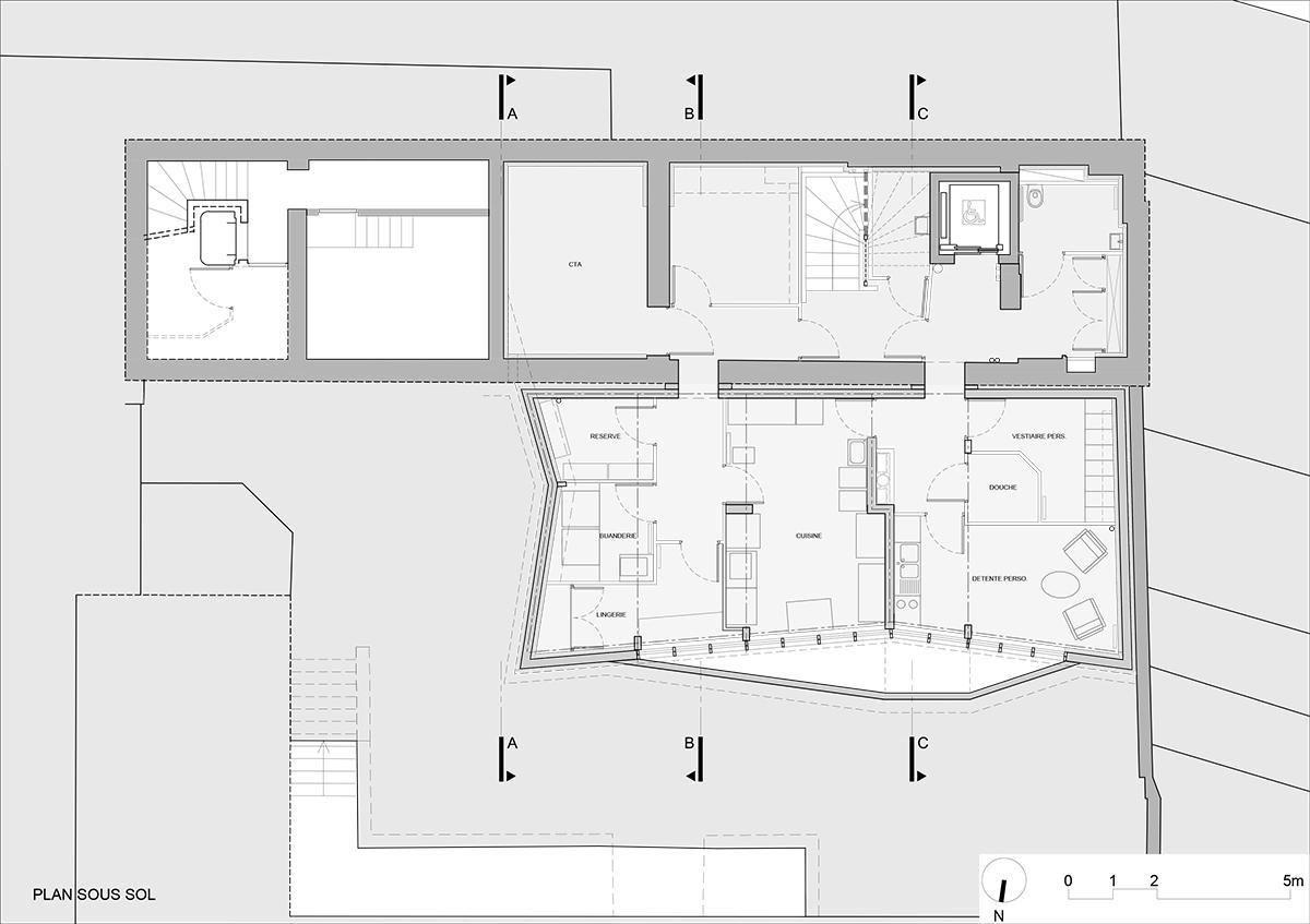 Crêche Epée de Bois / H2O Architectes (6)
