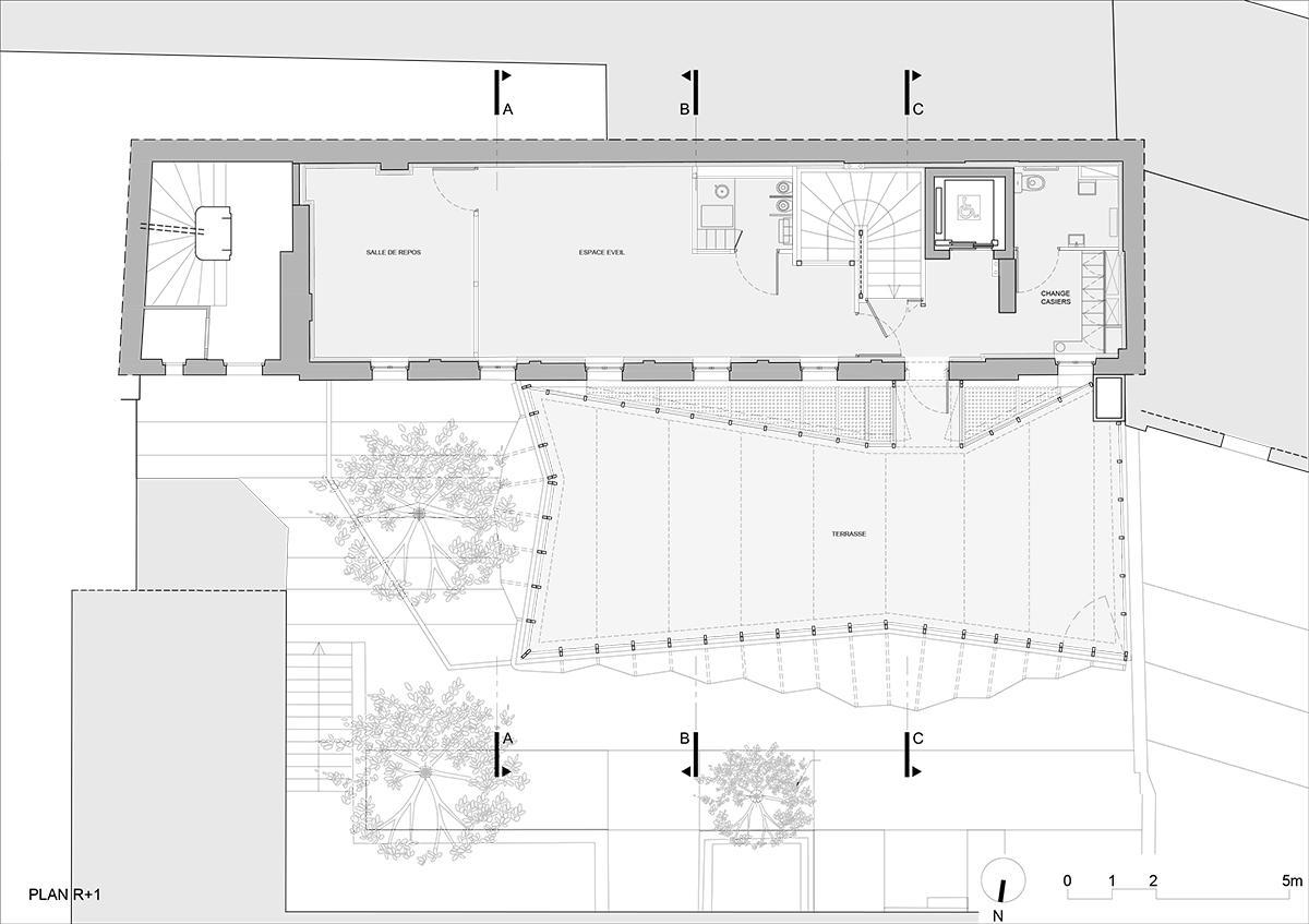 Crêche Epée de Bois / H2O Architectes (4)