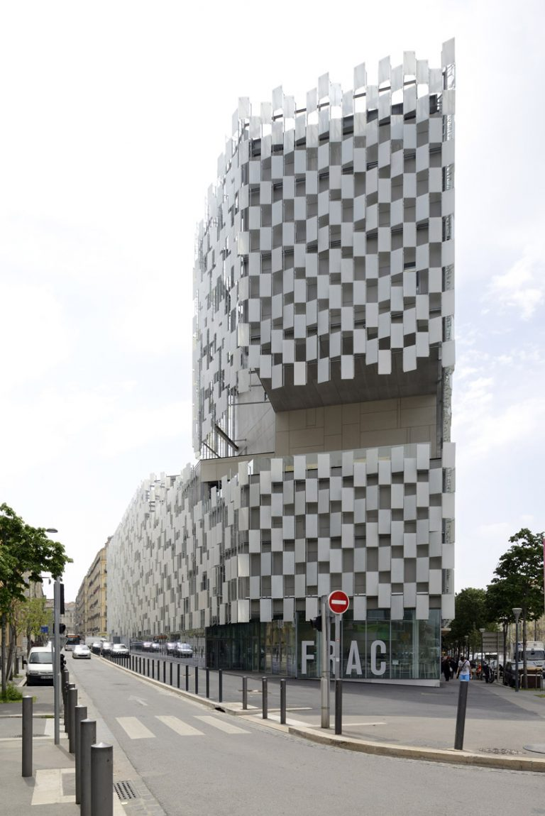 FRAC PACA Marseille / Kengo Kuma and Associates