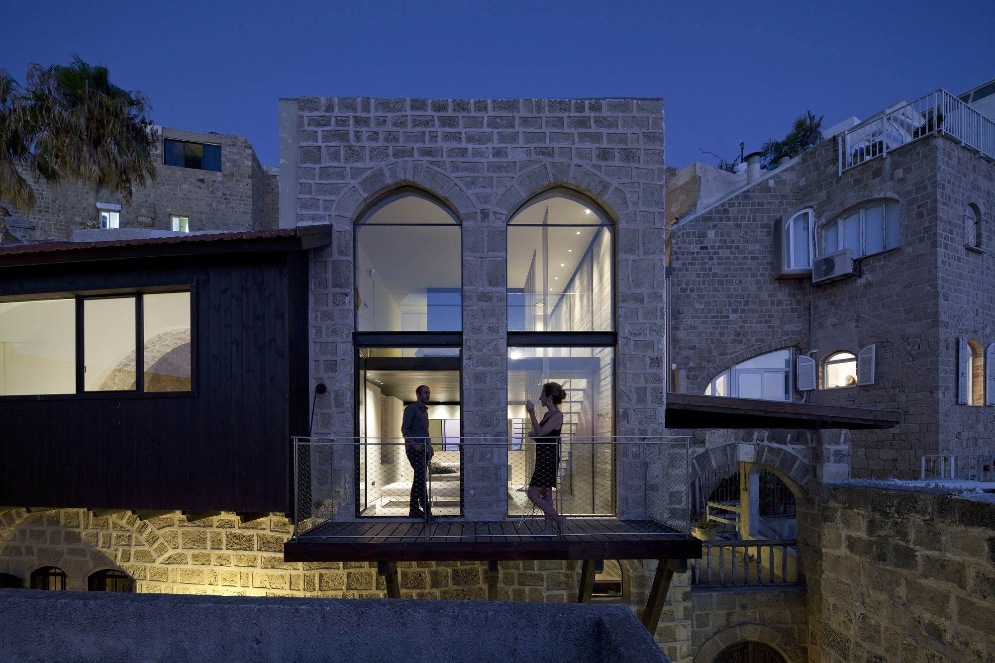 Factory Jaffa House / Pitsou Kedem Architects (6)