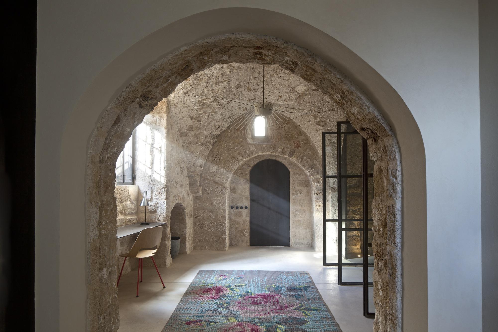 Factory Jaffa House / Pitsou Kedem Architects (13)