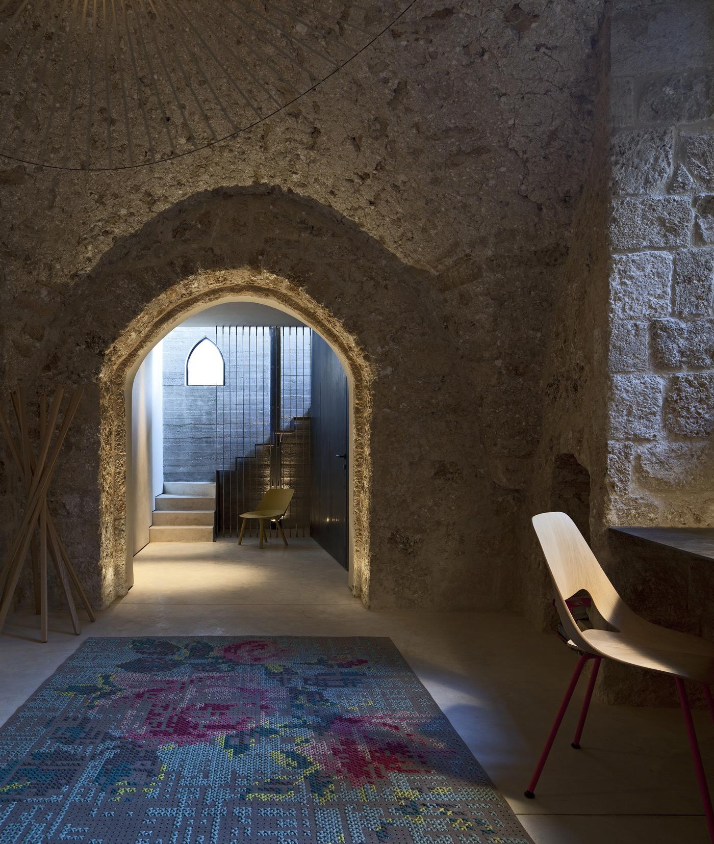 Factory Jaffa House / Pitsou Kedem Architects (12)