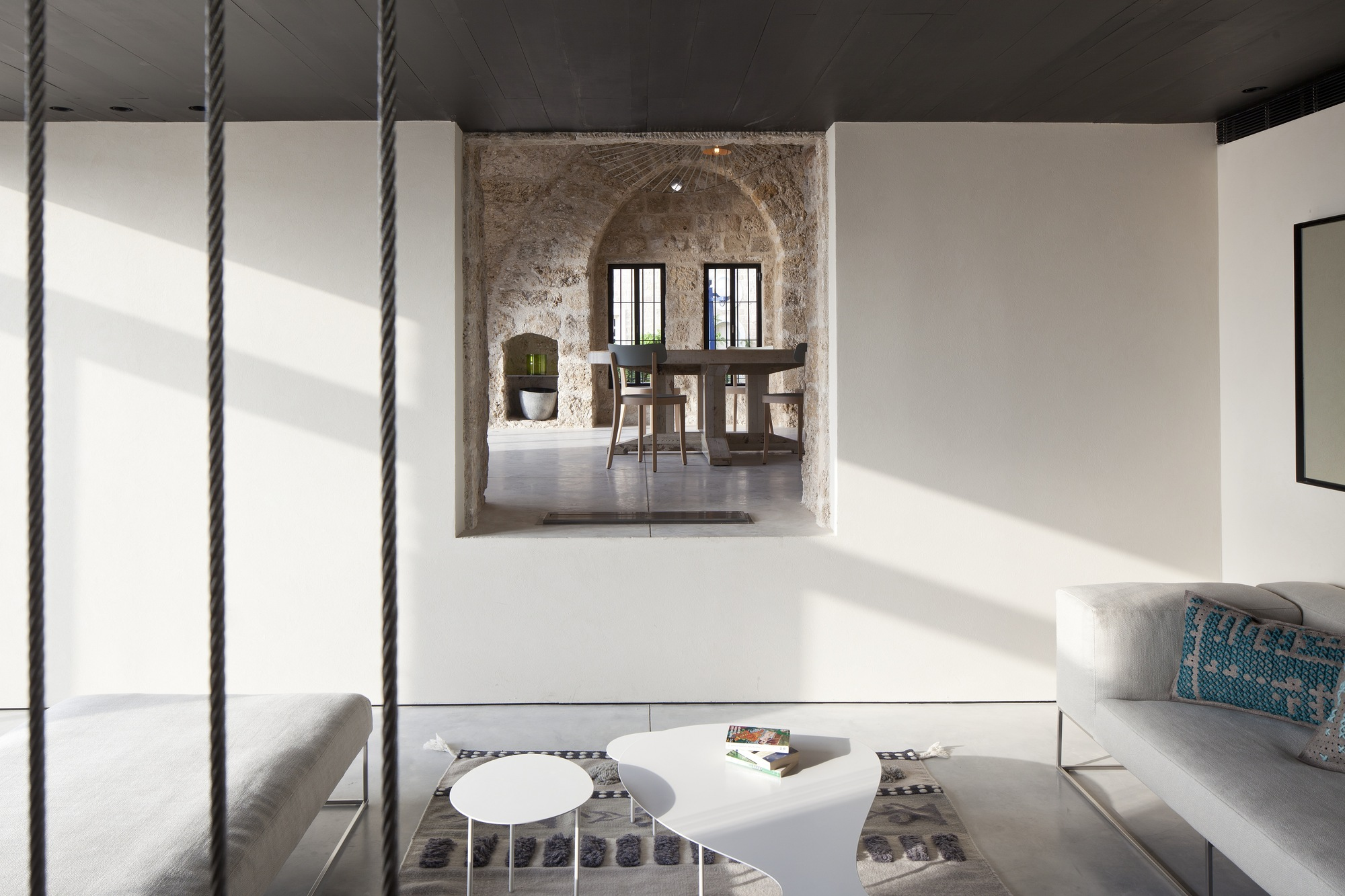 Factory Jaffa House / Pitsou Kedem Architects (14)