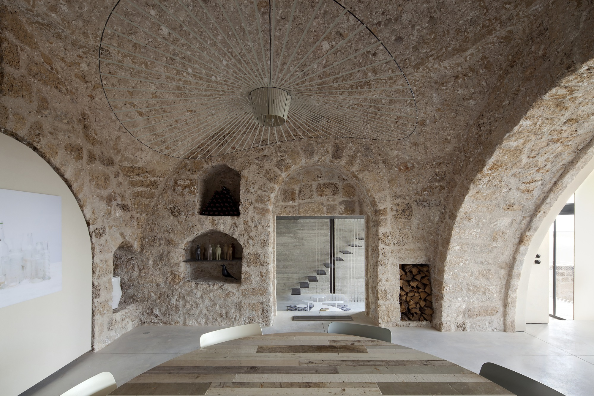 Factory Jaffa House / Pitsou Kedem Architects (15)
