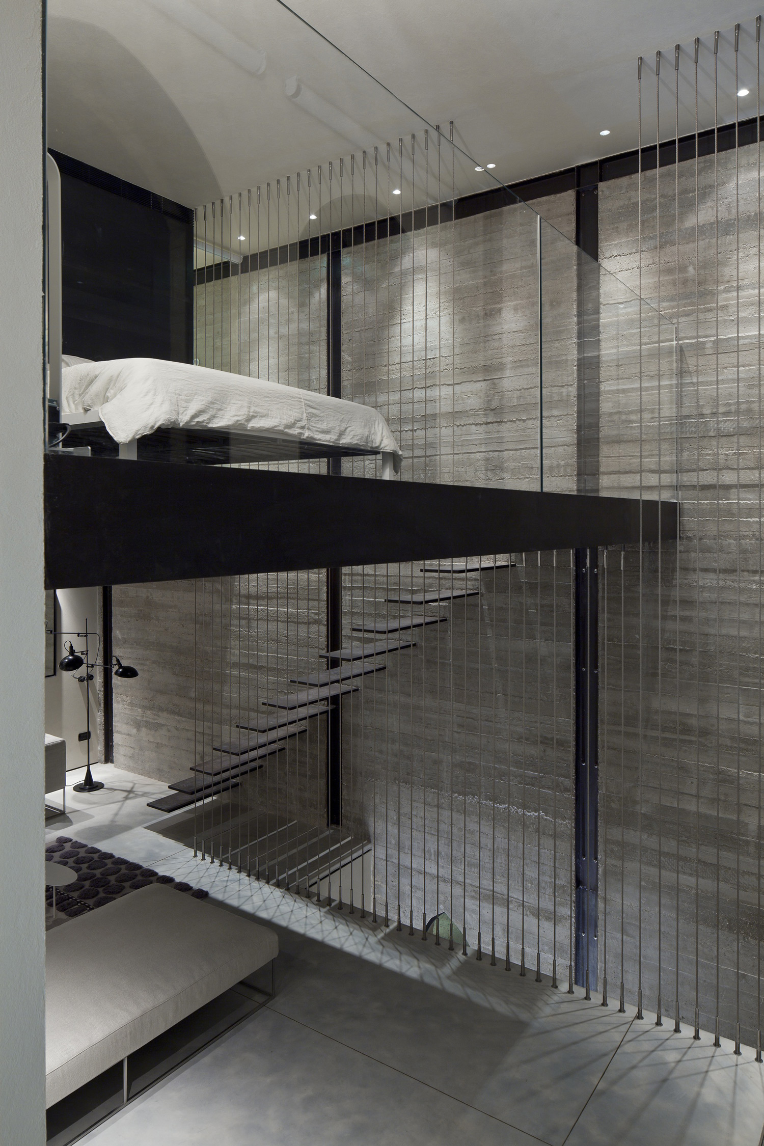 Factory Jaffa House / Pitsou Kedem Architects (22)