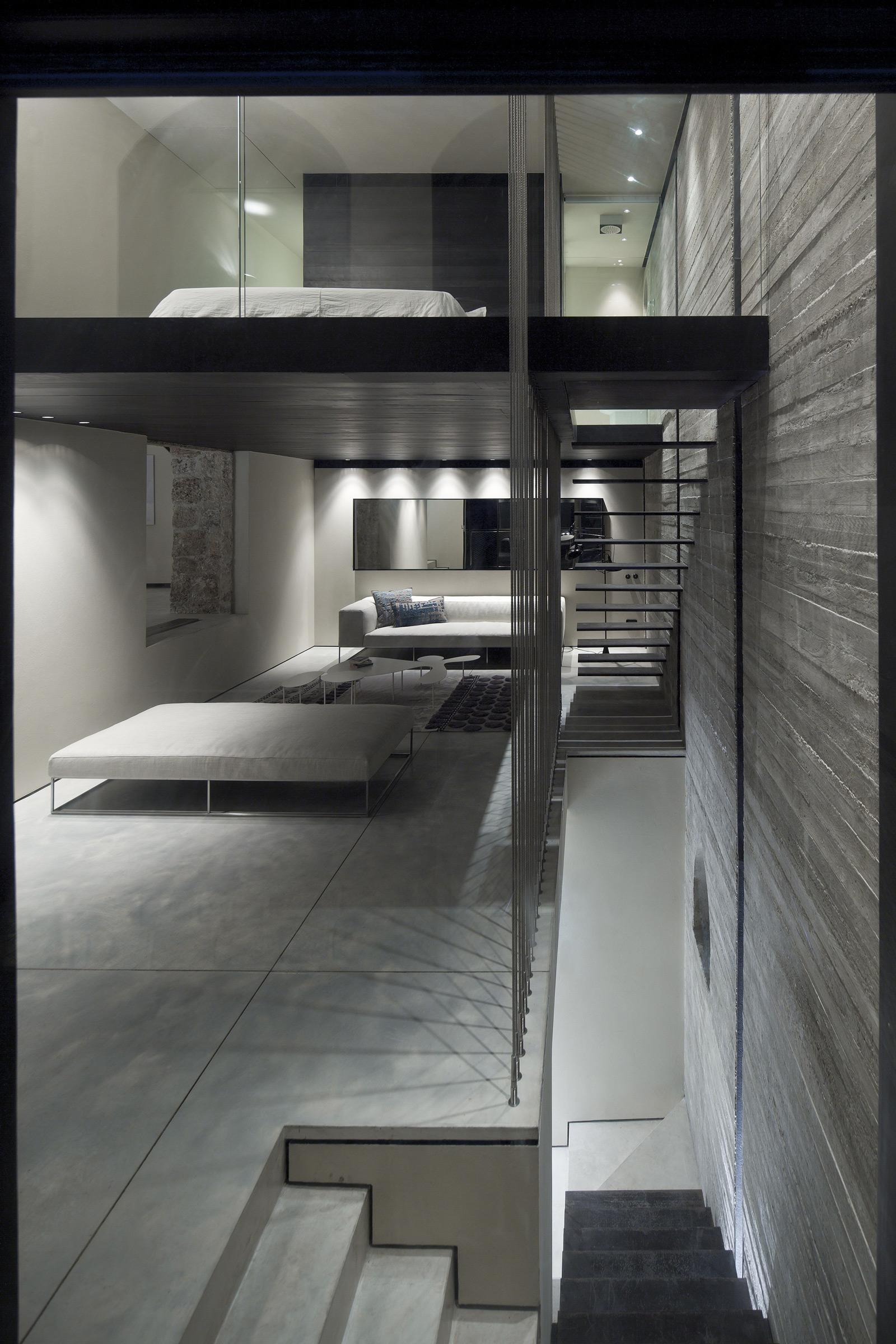 Factory Jaffa House / Pitsou Kedem Architects (23)
