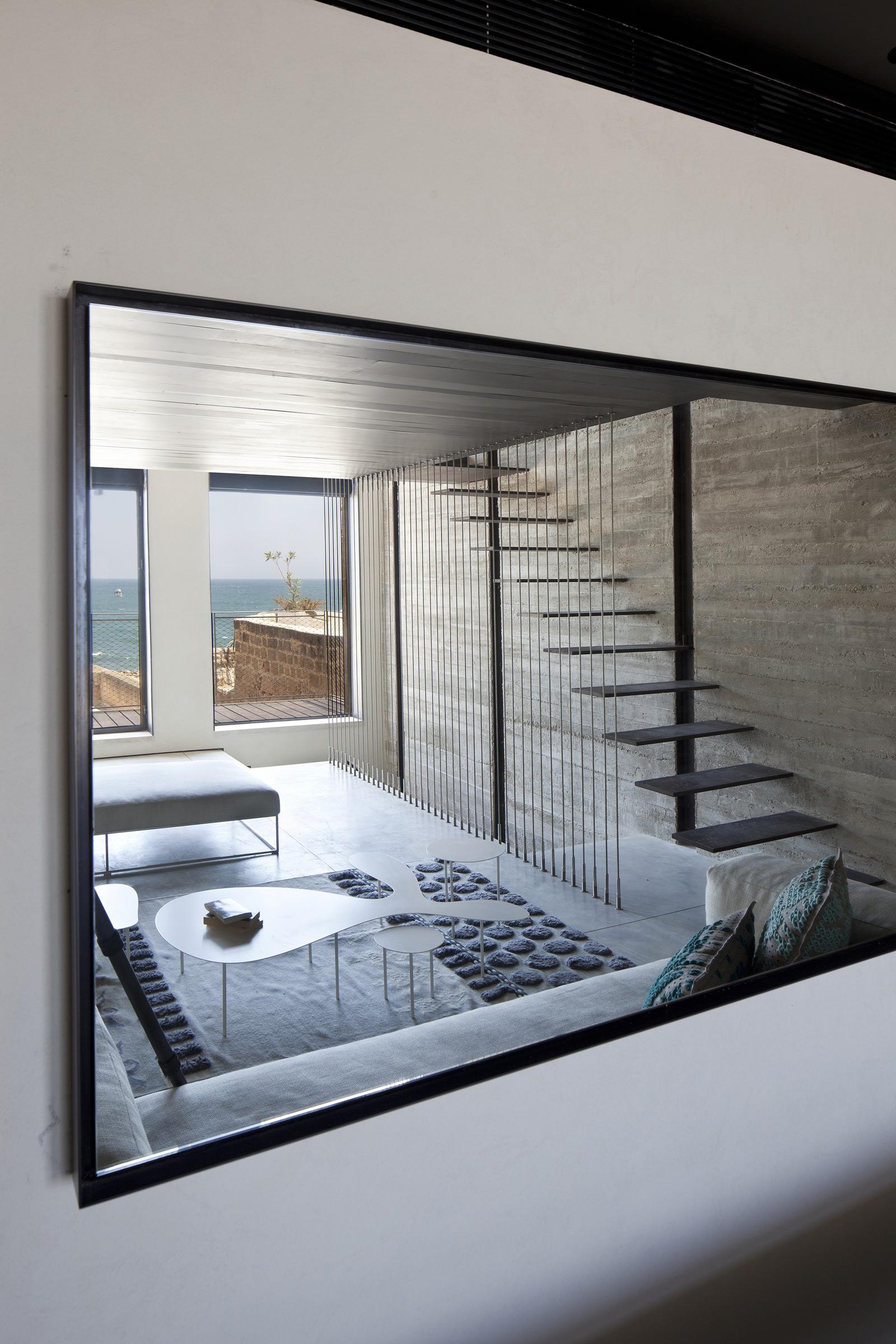 Factory Jaffa House / Pitsou Kedem Architects (24)