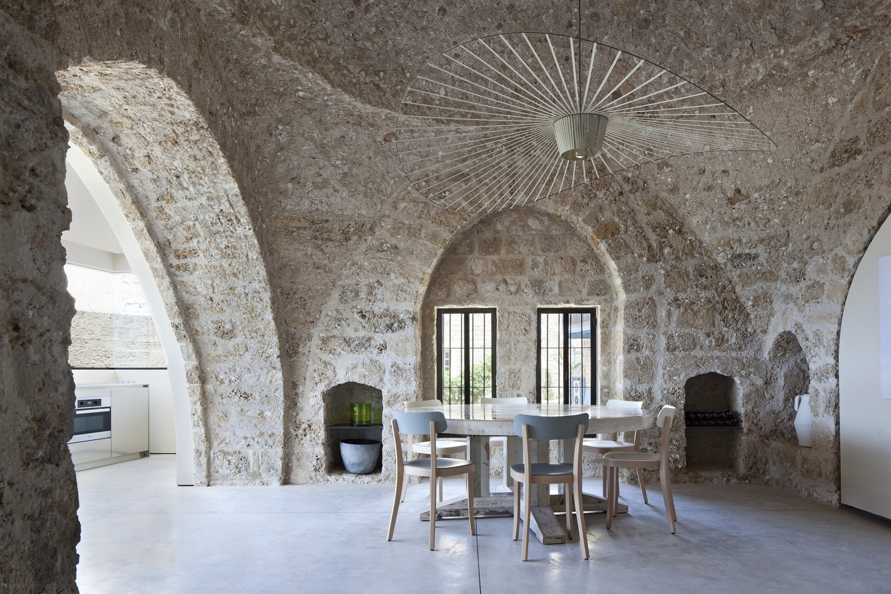 Factory Jaffa House / Pitsou Kedem Architects (4)
