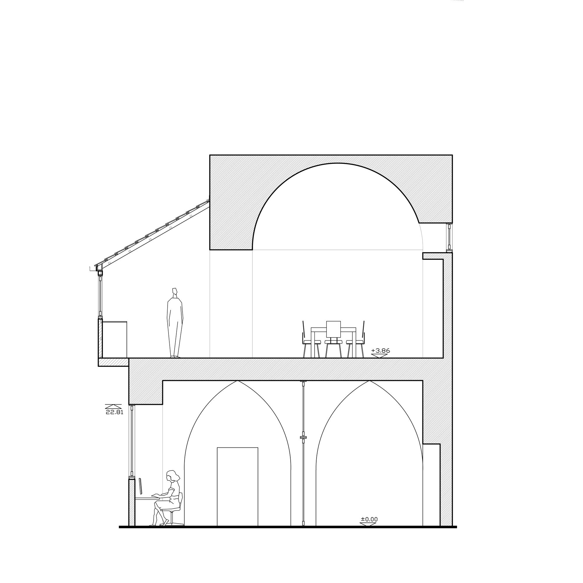 Factory Jaffa House / Pitsou Kedem Architects (34)
