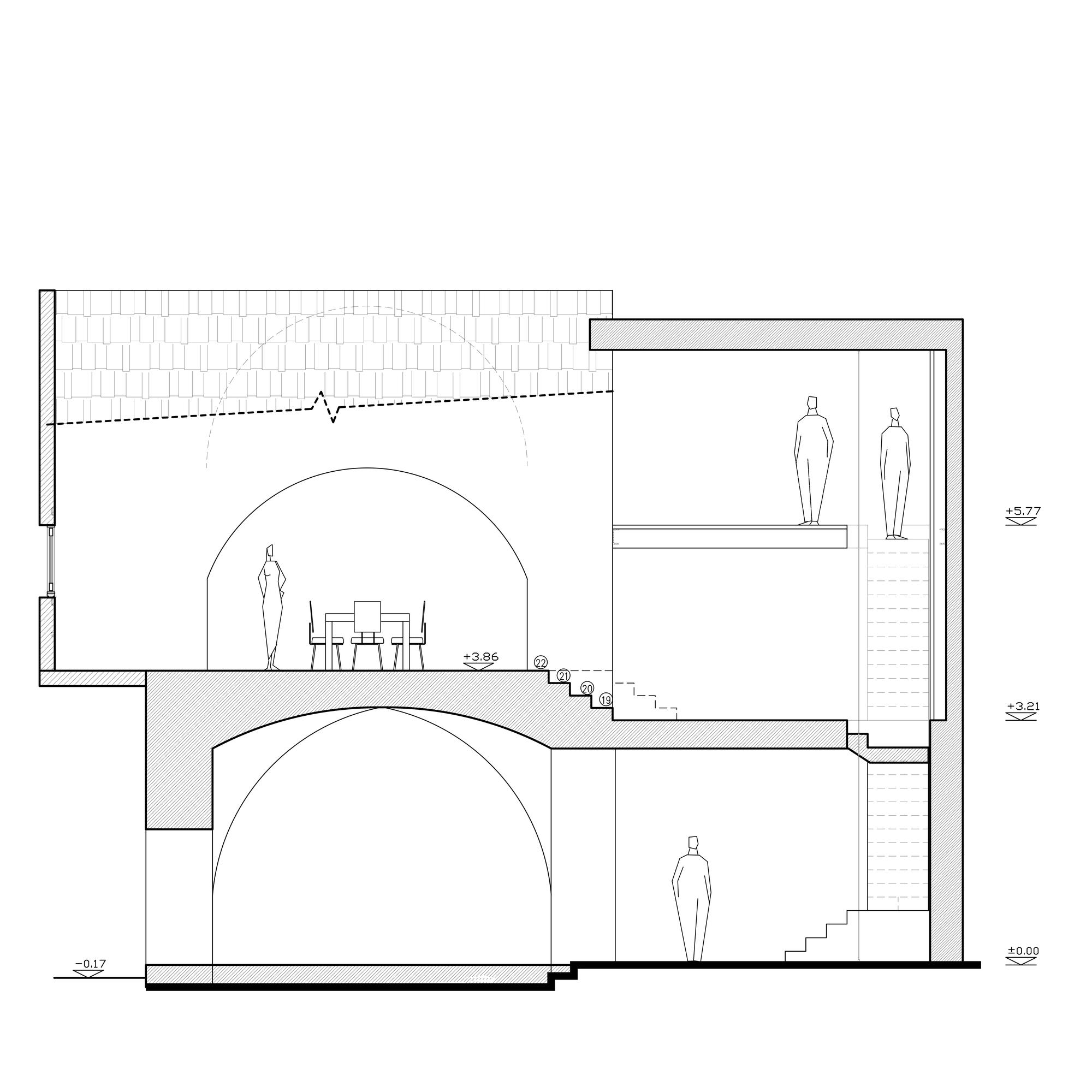 Factory Jaffa House / Pitsou Kedem Architects (2)