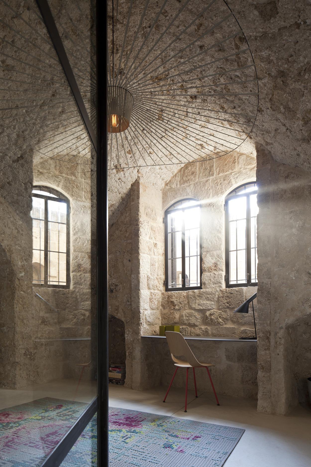 Factory Jaffa House / Pitsou Kedem Architects (7)