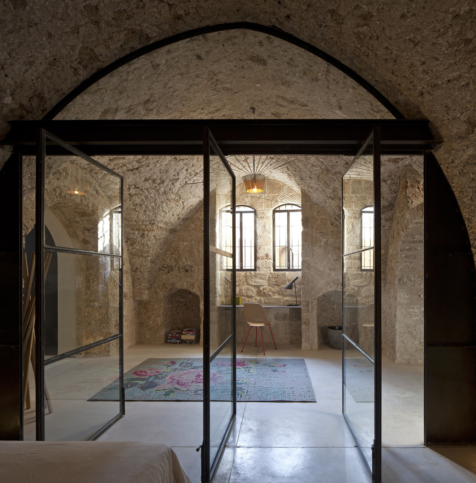 Factory Jaffa House / Pitsou Kedem Architects (9)