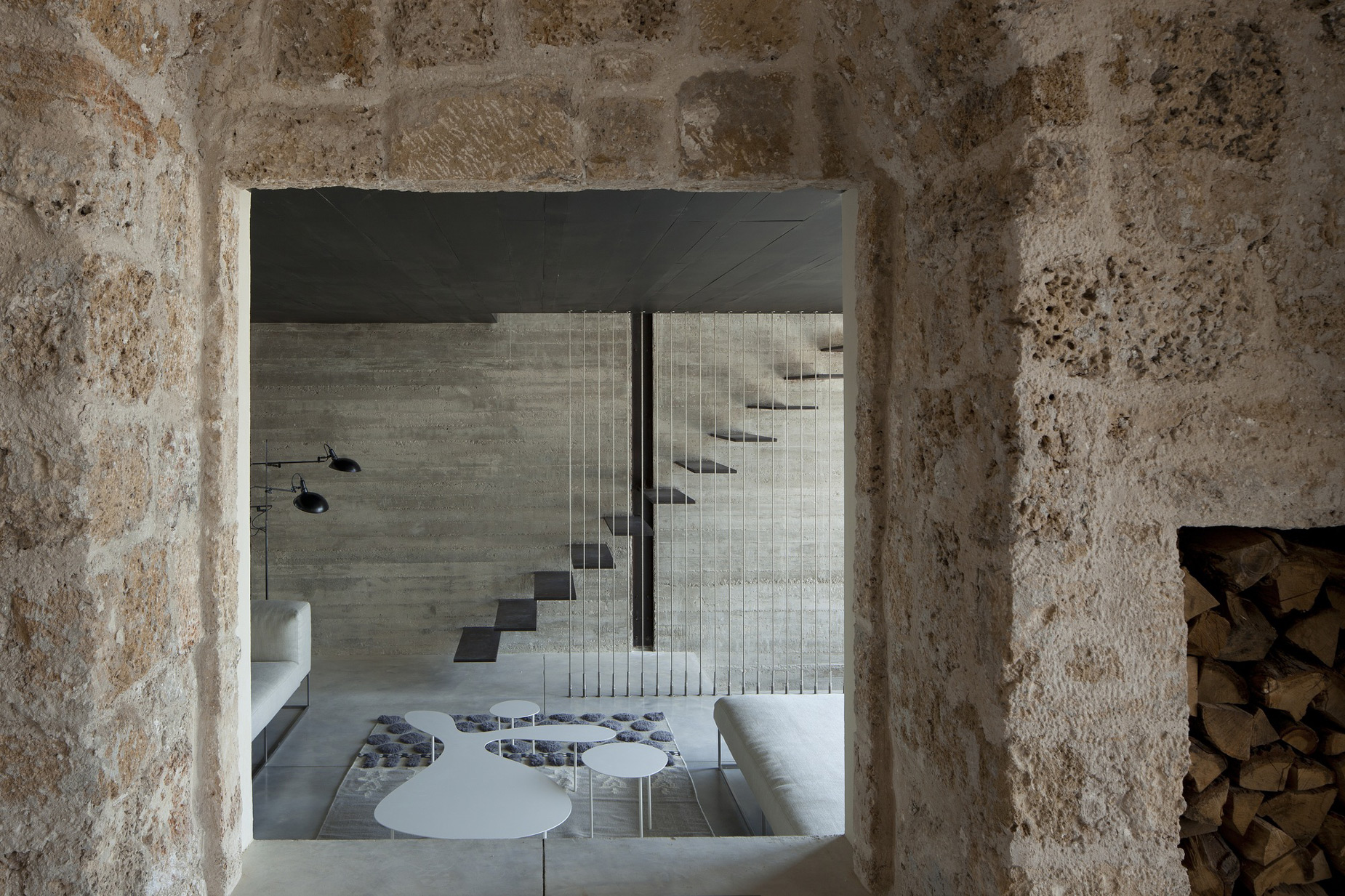 Factory Jaffa House / Pitsou Kedem Architects (11)