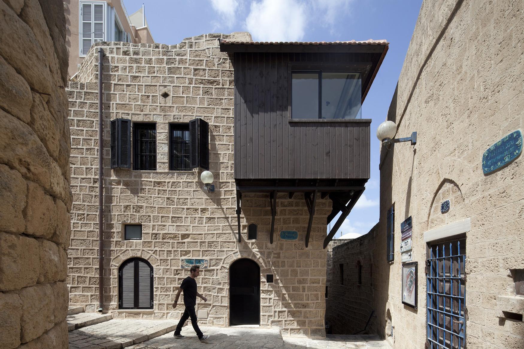 Factory Jaffa House / Pitsou Kedem Architects (3)